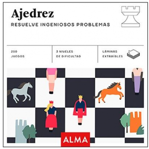 AJEDREZ CUADRADOS DE DIVERSION