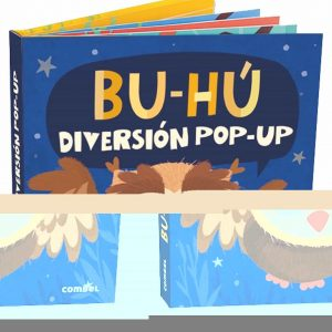 Bu- Hú Pop Up