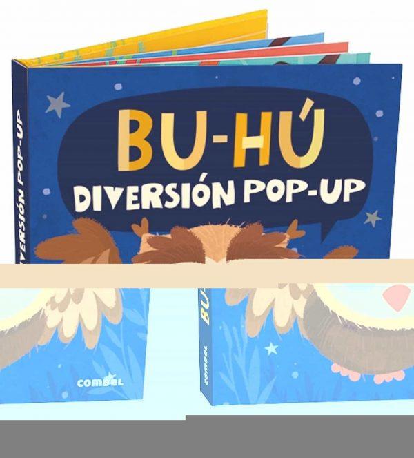 Bu- Hú Pop Up