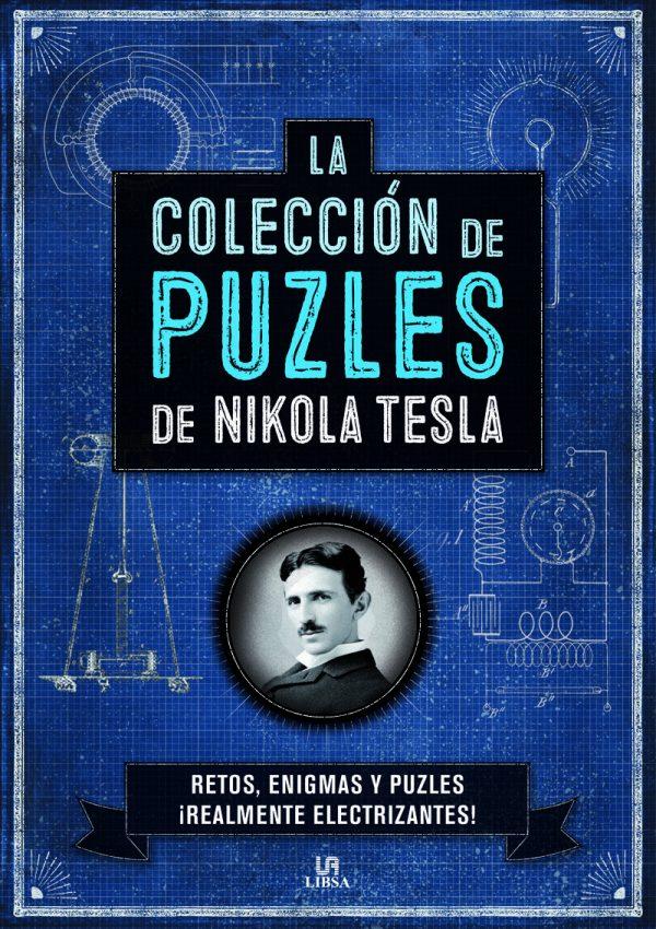 COLECCION DE PUZLES DE NIKOLA TESLA,LA