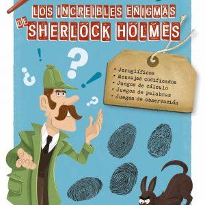 INCREIBLES ENIGMAS DE SHERLOCK HOLMES,LOS
