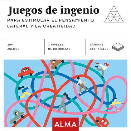 JUEGOS DE INGENIO PARA ESTIMULAR EL PENSAMIENTO LATERAL Y L