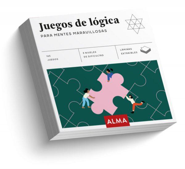 JUEGOS DE LOGICA PARA MENTES MARAVILLOSAS