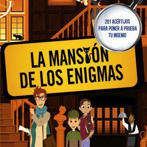 LA MANSION DE LOS ENIGMAS