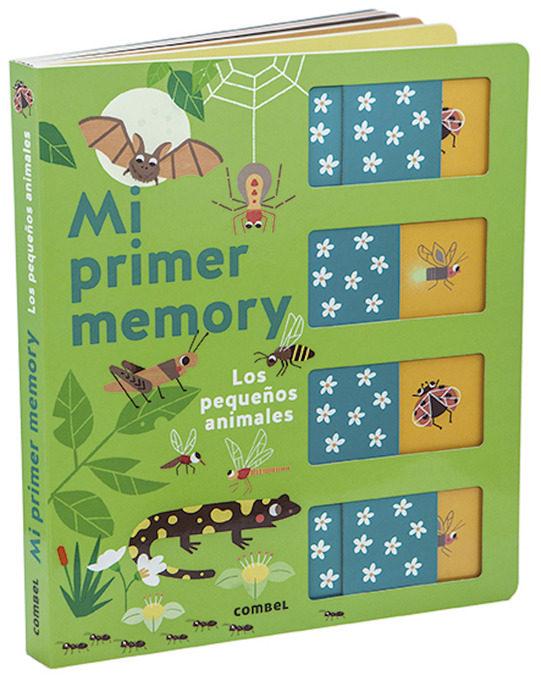 Mi primer memori. Pequeños animales