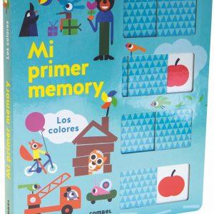 Mi primer memory los colores