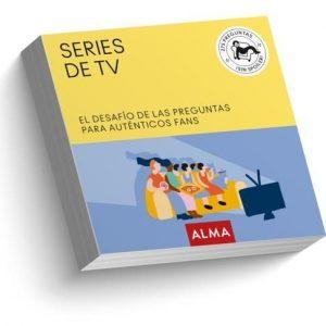 SERIES DE TV EL DESAFIO DE LAS PREGUNTAS PARA AUTENTICOS F