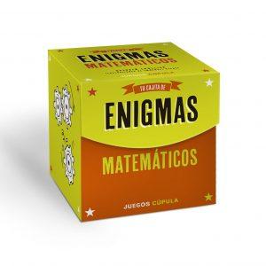 TU CAJITA DE ENIGMAS MATEMATICOS