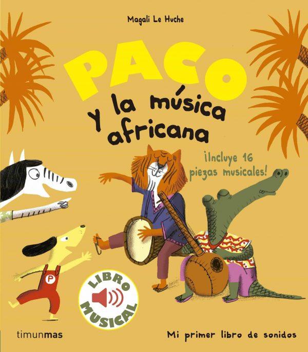 paco y la musica africana