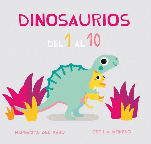 Dinosaurios. Margarita del Mazo.