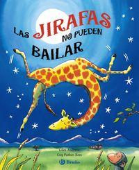 Las jirafas no pueden bailar. El movimiento del caracol