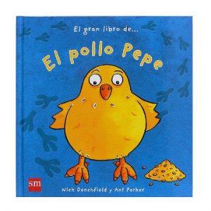 Pollo Pepe. El movimiento del caracol